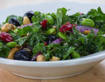 3 Kale Salad Recipes