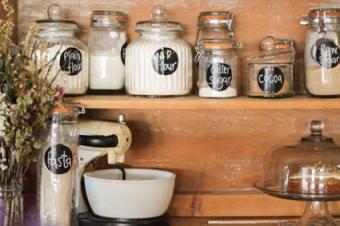 Kitchen pantry basics