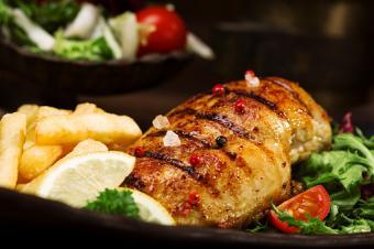 Bourbon Chicken Recipes