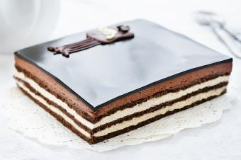 French Opera Cake Recipe