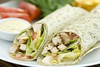 Wrap sandwich