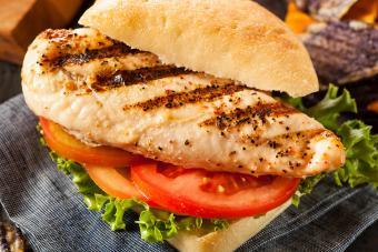 Cajun Chicken Sandwich Recipe