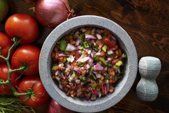 No-Cook Salsa Recipes
