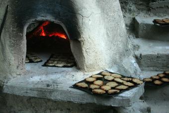beehive oven
