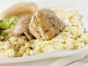 Campbell Chicken Rice Casserole