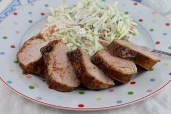 Asian BBQ Pork