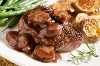 Brown Mushroom Gravy Recipe