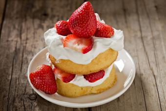 Authentic Strawberry Shortcake Recipe