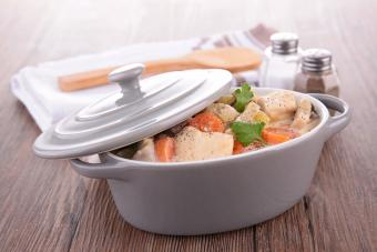 chicken with vegetables