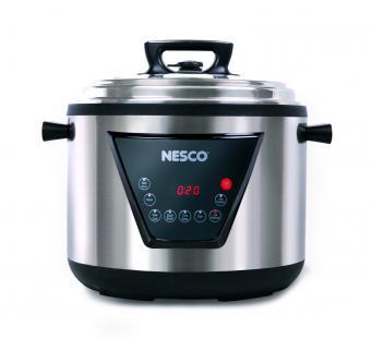 Nesco 11-liter electric pressure cooker