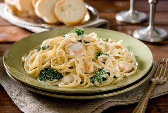 Simple chicken pasta dish