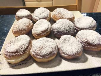 Fresh Homemade Donuts