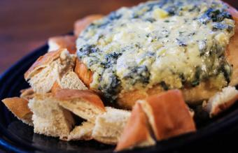 4 Great Spinach Dip Recipes
