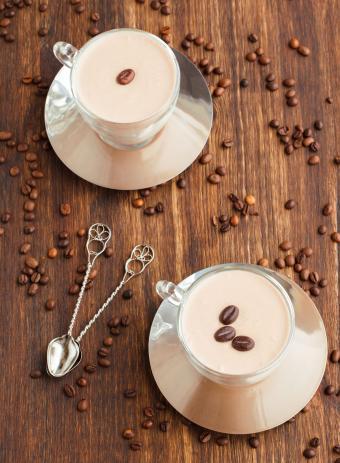 Cups of Coffee Custard