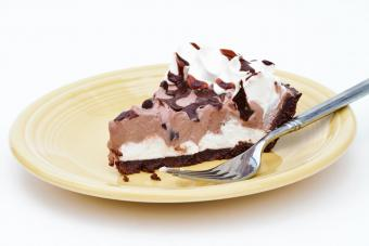 Quick and Easy Chocolate Pudding Pie