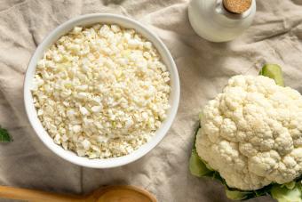 3 Simple Cauliflower Rice Recipes