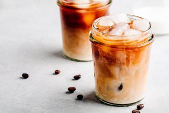 Orange-Cardamom Blended Coffee