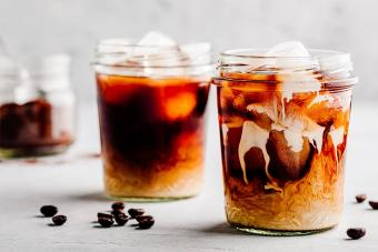 Paleo Blended Iced Coffee