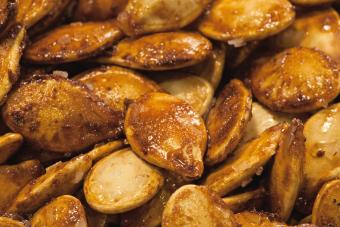 Barbecue Spice Pumpkin Seeds