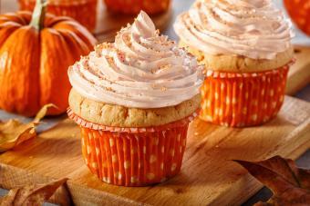 Perfect Pumpkin Cupcakes