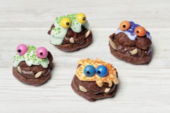 Critter cookies