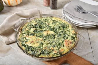 Biscuit Crusted Quiche