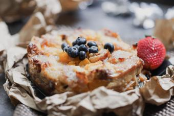 Biscuit Bread Pudding