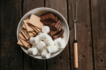 crusty s'mores