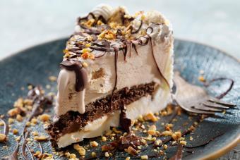 ice cream topping