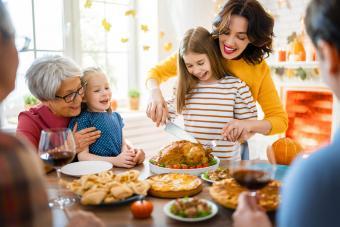 Creating an Easy Thanksgiving Dinner