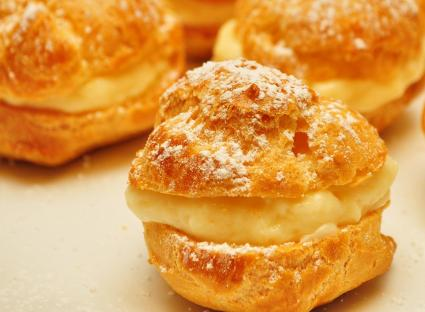 Italian Cream Puff Cake Recipe