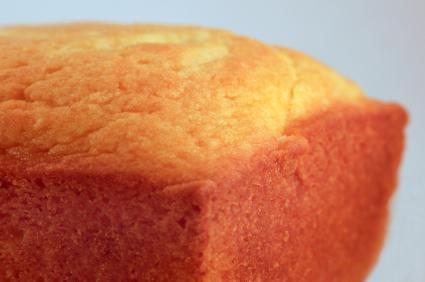Buttermilk lemon pound cake