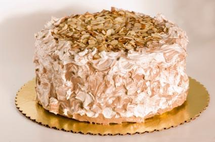 Walnut Layer Cake Recipe