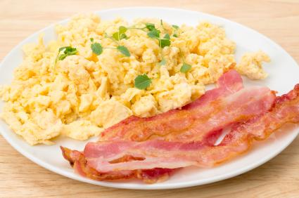 Bacon and Eggs Recipe | LoveToKnow