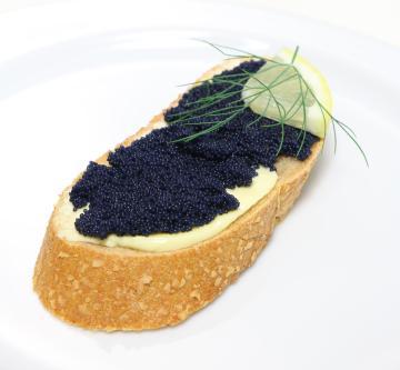 Canape caviar recipe lovetoknow for Canape with caviar