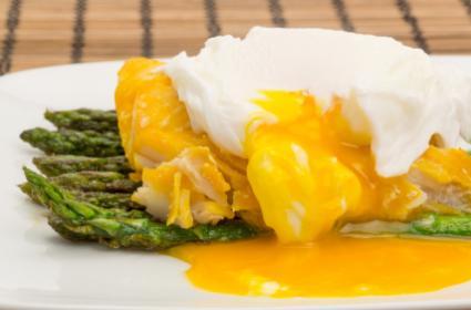 Eggs Benedict Smoked Haddock