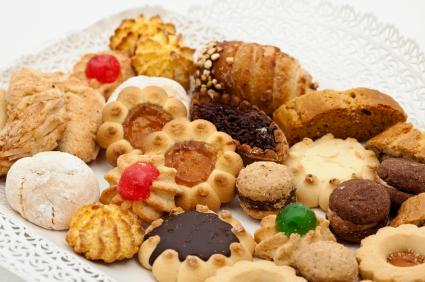 4 Recipes For Italian Christmas Cookies Lovetoknow