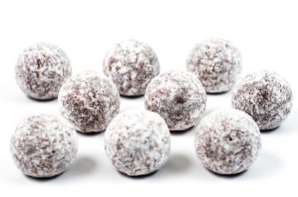 Choc balls