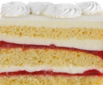 lemon wedding cake with raspberry filling recipe 3 cake fruit filling recipes lovetoknow 16813