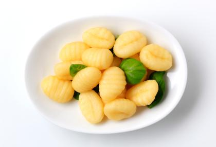 Gnocchi dumplings