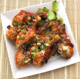 Sweet Spicy Soy Chicken