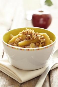 Baked Apple Cobbler