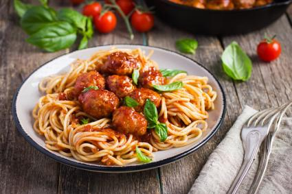 Spaghetty pasta