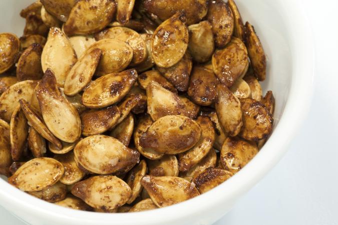 BBQ Pumpkin Seeds