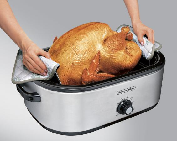 18-Quart Roaster Oven by Proctor-Silex at Wayfair