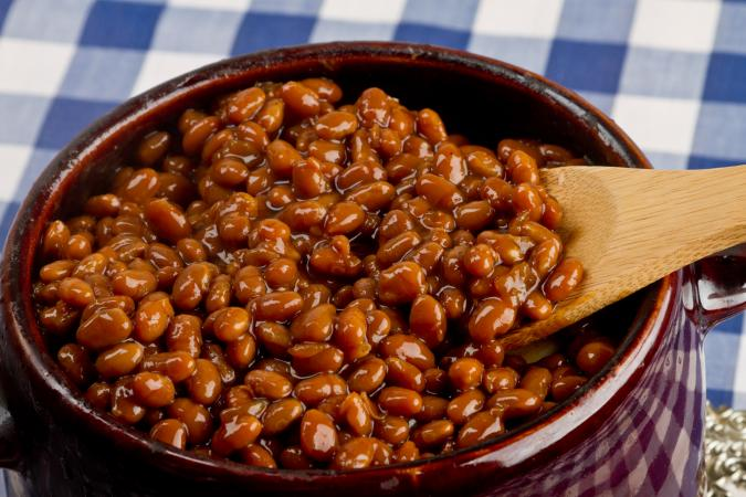 Classic Vegetarian Baked Beans