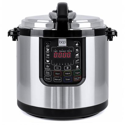 Best Choice 12-liter electric pressure cooker