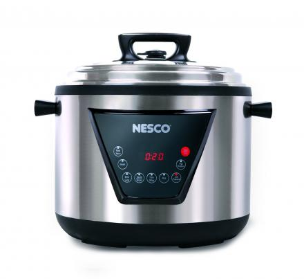Nesco 11-liter electric pressure cooker