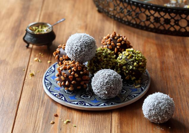Easy Christmas Truffle Recipe