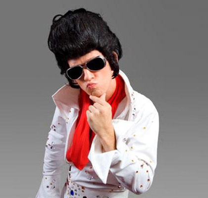 sc 1 st  Costumes - LoveToKnow & Elvis Costumes